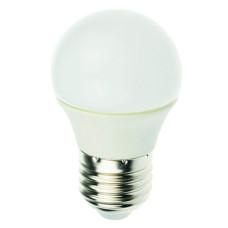 LED лампа G45 3W E27  пластик