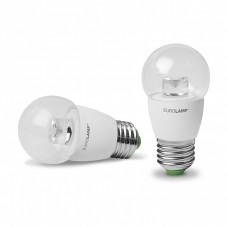 "EUROLAMP LED Лампа ЕКО серія ""D"" G45 прозора 5W E27 4000K"