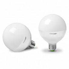 """EUROLAMP LED Лампа ЕКО серія """"D"""" G95 15W E27 3000K"""