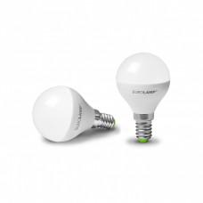 """EUROLAMP LED Лампа ЕКО серія """"D"""" G45 5W E14 4000K"""