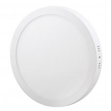 Светильник LED-SR-300-24 24Вт 6400К круг. накл. 300мм - Евросвет