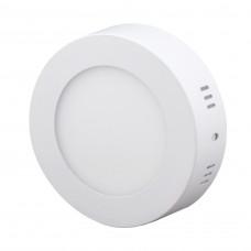Светильник LED-SR-120-6 6Вт 6400К круг. накл. 120мм - Евросвет
