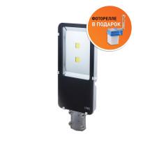 Светильник LED уличный консольный ST-100-03 100Вт 6400К 7000Лм серый
