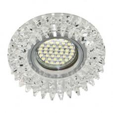 Встраиваемый светильник Feron CD2540 с LED подсветкой RGB 27967