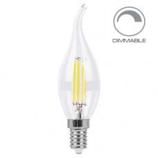 Светодиодная лампа Feron LB-69 4W E14 2700K диммируемая 25653