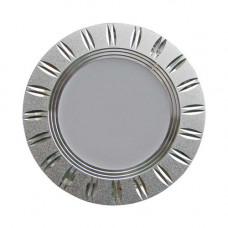 Светодиодный светильник Feron AL779 5W серебро 28733