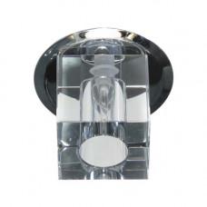 Встраиваемый светильник Feron JD57S хром 17252