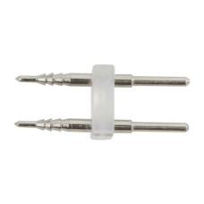 Соединитель Feron для ленты 3528 220V LD114 в силиконе 23075