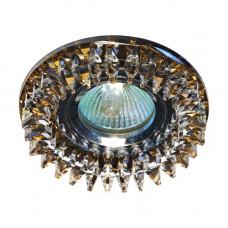 Встраиваемый светильник Feron CD2540 прозрачный чайний 18924