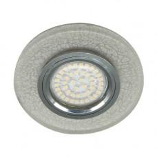 Встраиваемый светильник Feron 8989-2 с LED подсветкой 28582