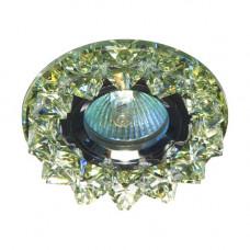 Встраиваемый светильник Feron CD2542 прозрачный желтый 18930