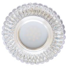 Встраиваемый светильник Feron 7314 с LED подсветкой 28858