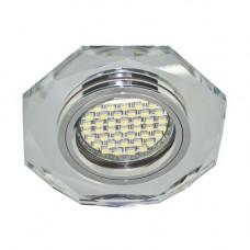 Встраиваемый светильник Feron 8020-2 с LED подсветкой 28488