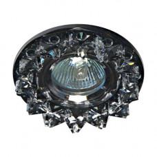 Встраиваемый светильник Feron CD2542 прозрачный серый 18931