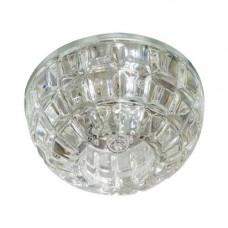 Встраиваемый светильник Feron JD87 с LED подсветкой 27842