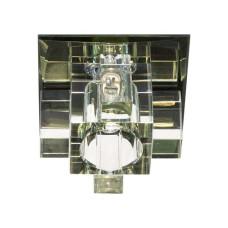 Встраиваемый светильник Feron 1525 желтый 19785