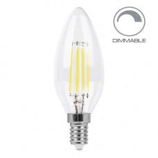 Светодиодная лампа Feron LB-68 4W E14 4000K диммируемая 25652