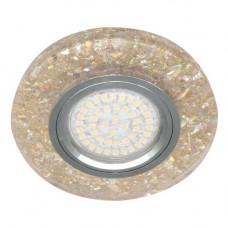 Встраиваемый светильник Feron 8585-2 с LED подсветкой 28577