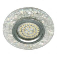 Встраиваемый светильник Feron 8585-2 с LED подсветкой 28576