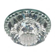 Встраиваемый светильник Feron JD125 прозрачный прозрачный 28132