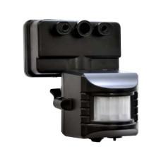 Датчик движения Feron LX02/SEN15 черный 22004