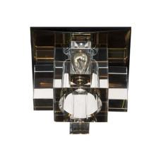 Встраиваемый светильник Feron 1525 коричневый 19784