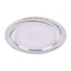 Светодиодный светильник Feron AL777 5W серебро 28682