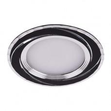 Светодиодный светильник Feron AL777 5W черный 28681