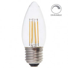 Светодиодная лампа Feron LB-68 4W E27 4000K диммируемая 25753