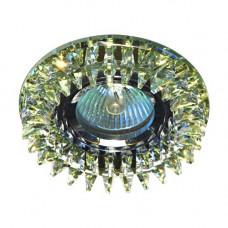 Встраиваемый светильник Feron CD2540 прозрачный желтый 18926