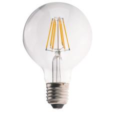Лампа светодиодная G125 E27 230V 3000K 10W
