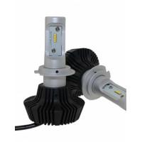 LED лампа головного света G7 с цоколем H11