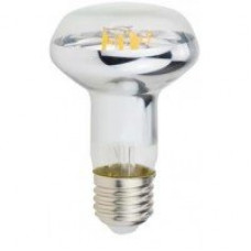 Лампа светодиодная филамент (Filament) R63 E27, 4 Вт.