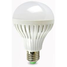 Лампа светодиодная A68 9W E27 в пластиковом корпусе